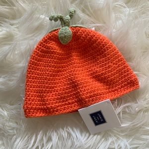 *Brand NEW* with tags pumpkin fall winter  hat